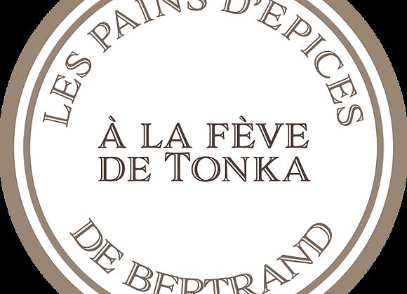 Pain d'épices à la fève de Tonka