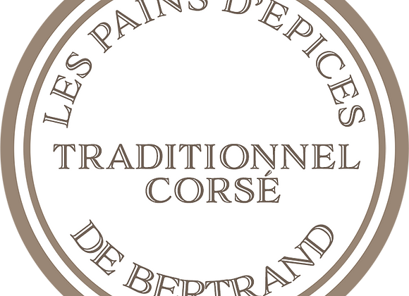 Pain d'épices traditionnel corsé