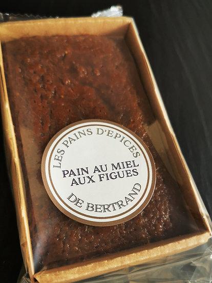 Pain au miel et aux figues