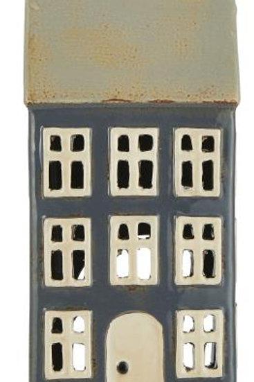 Casa porta candele Nyhavn tetto beige 1 camino