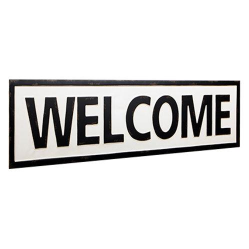 "Targa ""WELCOME"""