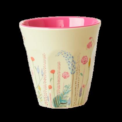 Bicchiere melamina SUMMER FLOWERS
