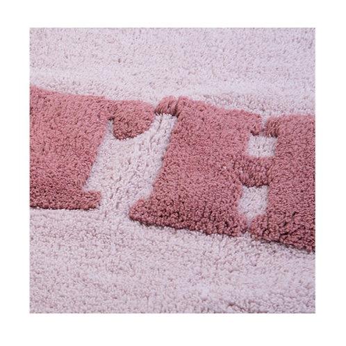 Tappeto BATH 50x80cm lavanda/rosa