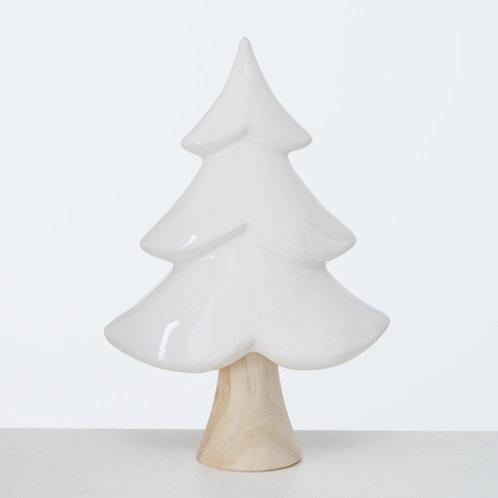Albero decorativo ceramica piccolo