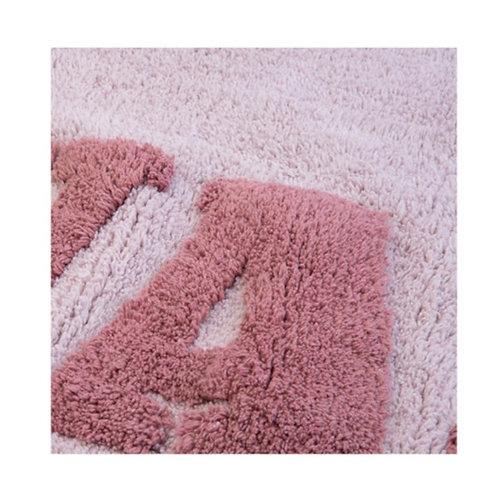 Tappeto WASH 50x80cm lavanda/rosa