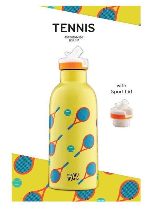 Bottiglia Termica con Tappo Sport TENNIS