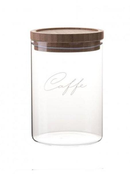 Barattolo Caffè in vetro borosilicato
