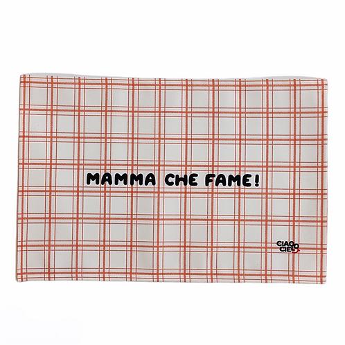 Tovaglietta MAMMA CHE FAME