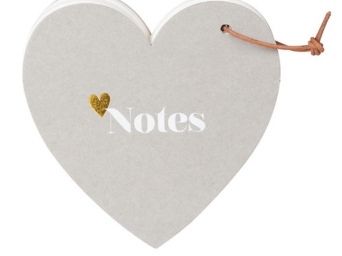 Notes cuore