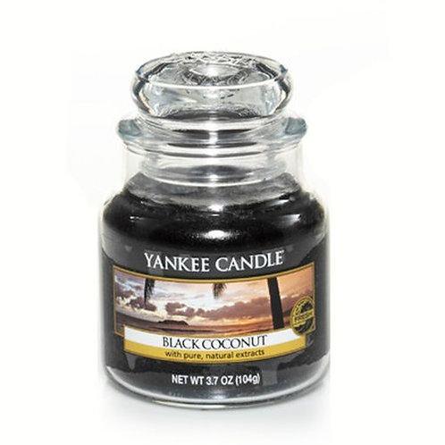 YANKEE CANDLE Giara Piccola BLACK COCONUT