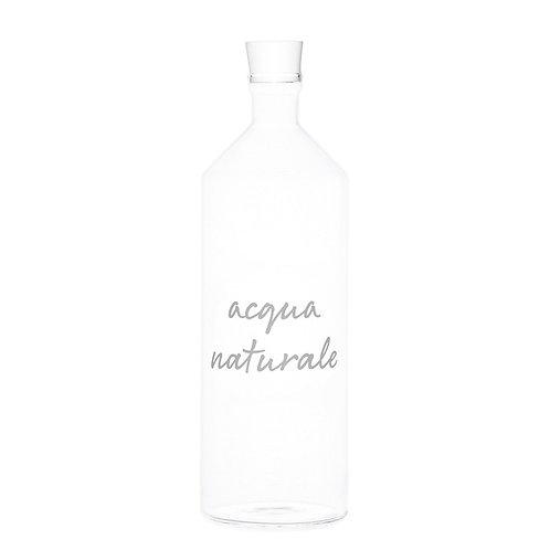 Bottiglia Acqua Naturale