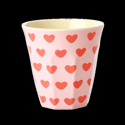 Bicchiere melamina SWEET HEARTS