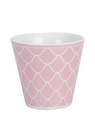 Bicchierino caffè MERMAID rosa