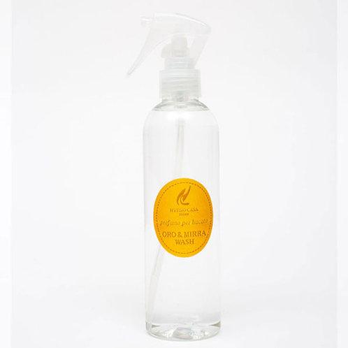 Spray Tessuti ORO & MIRRA WASH 250 ml