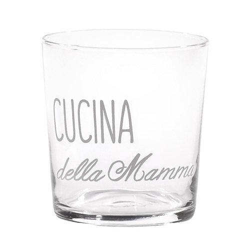 Bicchieri CUCINA DELLA MAMMA 6pz.