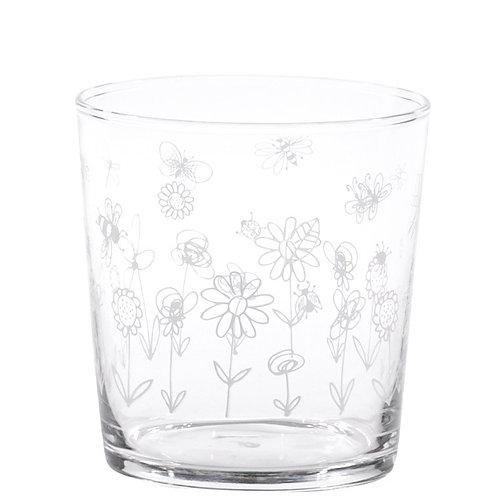 Bicchieri FLOWERS & BEES 6pz.