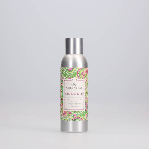Spray per ambiente Cucumber & Lily