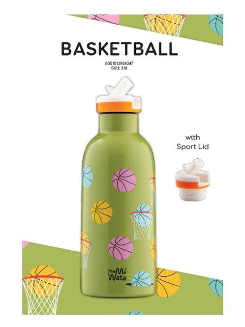Bottiglia Termica con Tappo Sport BASKETBALLNIS