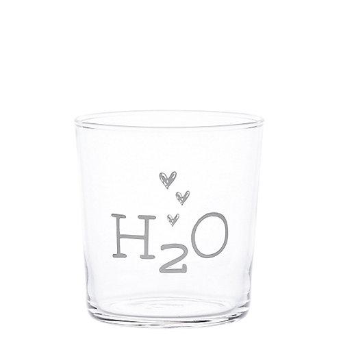 Bicchieri H2O 6pz.