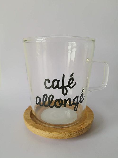 Mug CAFE' ALLONGE'