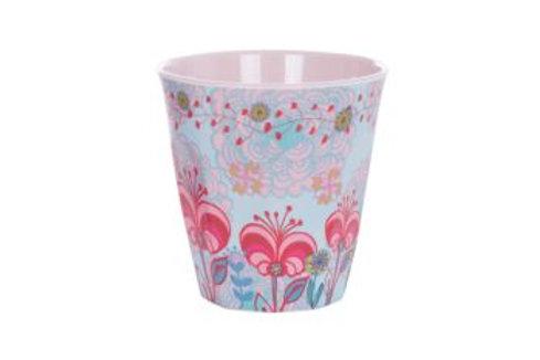 Bicchiere melamina Lilly Rose 2