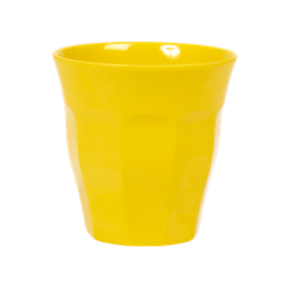 Bicchiere melamina YELLOW