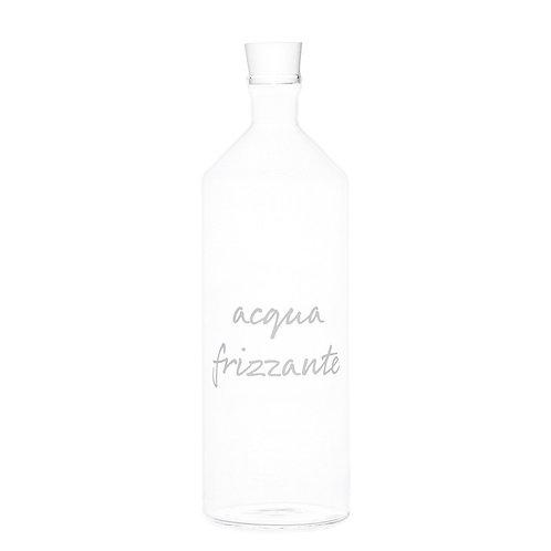 Bottiglia Acqua Frizzante