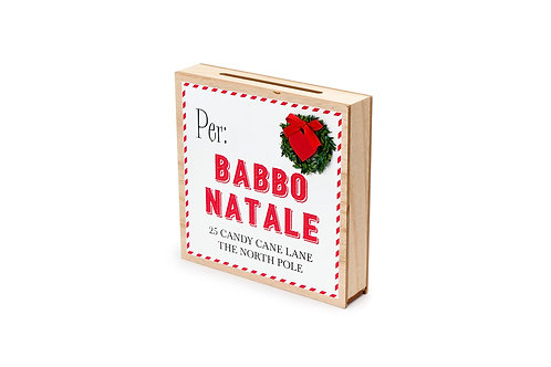 Cassetta Lettera Babbo Natale