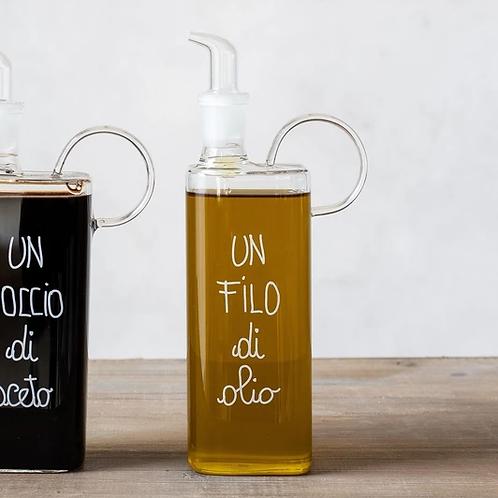 Bottiglia in vetro Un Filo di Olio
