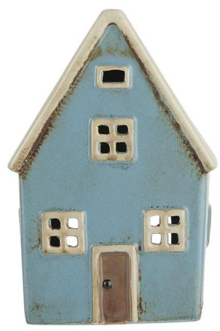 Casa porta candele Nyhavn tetto beige senza camino