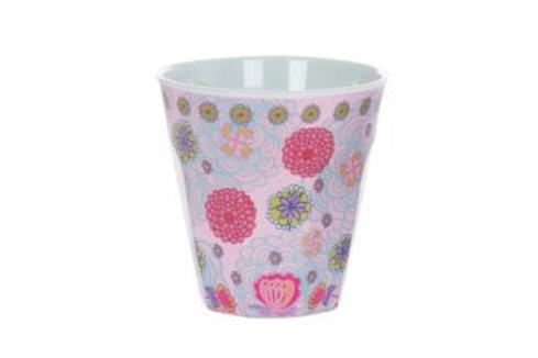Bicchiere melamina Lilly Rose