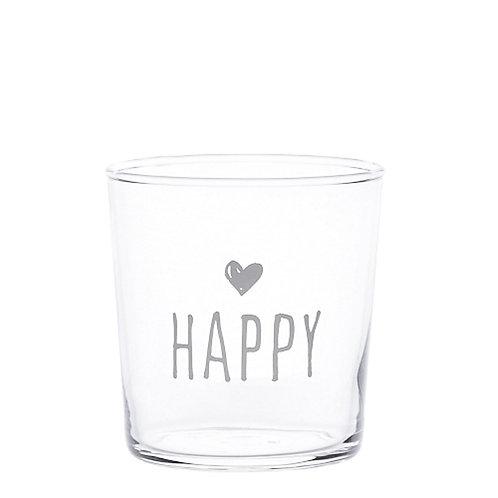 Bicchieri HAPPY 6pz.