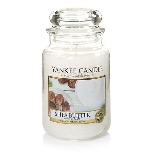 YANKEE CANDLE Giara Grande SHEA BUTTER