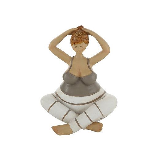 Statuina Yoga seduta