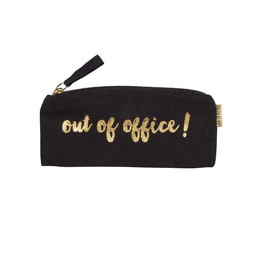 """Bustina """"Out Of Office"""""""
