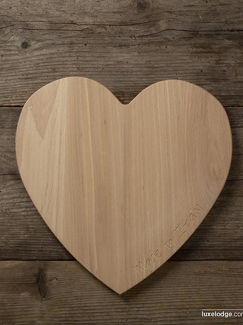 Tagliere Cuore Made in Italy