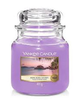 YANKEE CANDLE Giara Media BORA BORA SHORES