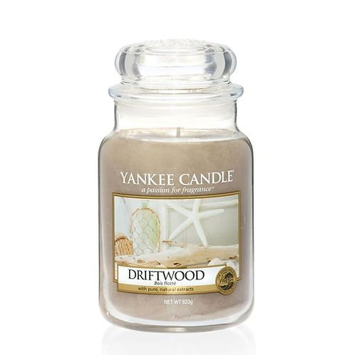 YANKEE CANDLE Giara Grande DRIFT WOOD