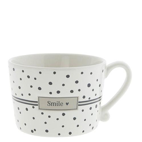 Tazza colazione SMILE