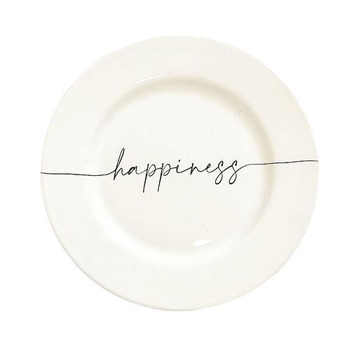 "Piatto dolce ""HAPPINESS"""