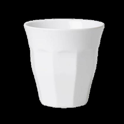 Bicchiere melamina White
