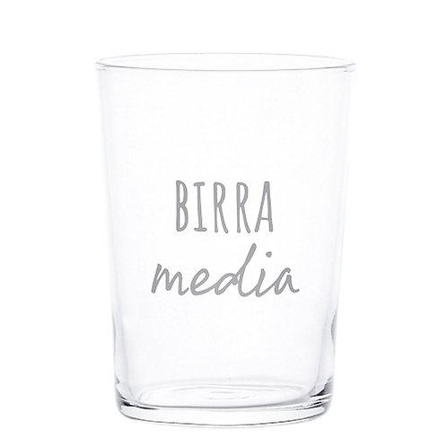 Bicchieri BIRRA MEDIA 6pz.