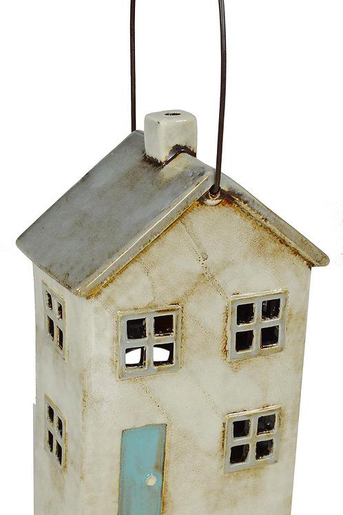 Lanterna Casetta tetto grigio