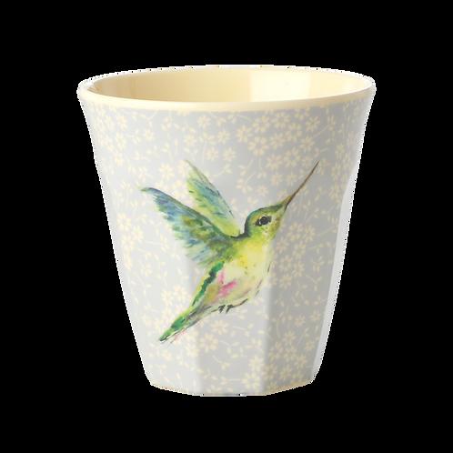 Bicchiere melamina Hummingbird
