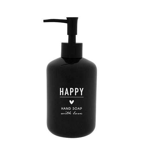 Dispencer sapone HAPPY nero