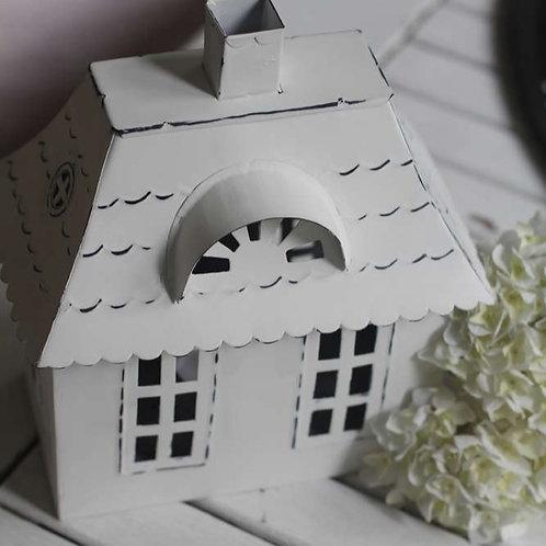 Casa tetto pagoda