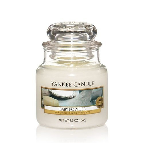 YANKEE CANDLE Giara Piccola BABY POWDER