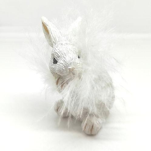 Coniglietto piume