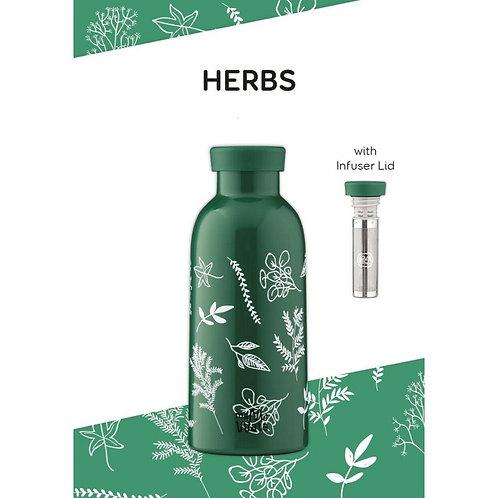 Bottiglia Termica con infusore HERBS