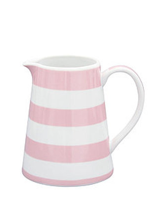 Lattiera STRIPE rosa